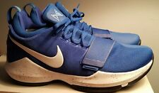 NIKE Paul George PG 1 Men's Basketball Shoes Size 10.5 878627-400  1 2 3