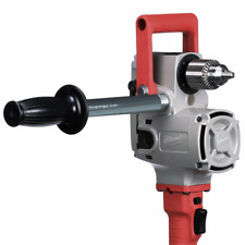 Milwaukee Hole Hawg Drill Kit w Case Compact Heavy Duty 7.5 Amp 1/2 in. 1676-6