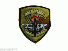 Patch Esercito Italiano 8 Rgt Guastatori Paracadutisti Toppa Mimetica Vegetato