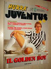 Vive Boy' Juventus FC N°3 Décembre 1988 le Golden Boy Madani