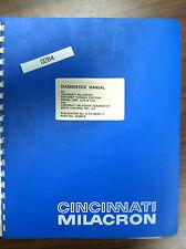Diagnostic Manual for Cincinnati 1200 Series Cinturn w/ A850Tc,Pub# 3-Tc-84351-1