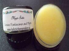 Magic Salve Frankincense and Myrrh Essential Oil First Aid Ointment