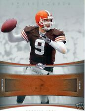 2006 sweet spot Charlie Frye  5 X 7 SWEET / IMAGES CARD  Browns