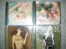 CD Lot of 4 Female Artists!