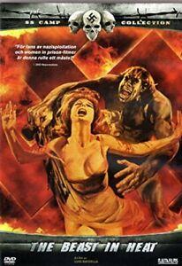 THE BEAST IN HEAT - Uncut..DVD..