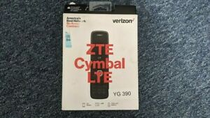 Verizon ZTE Cymbal LTE Z233V Phone (Working but not tested apart from power on)