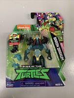 Rise of the Teenage Mutant Ninja Turtles Baron Draxum Nickelodeon Action Figure