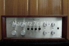 [Vintage Audio] Marantz 7 7c #21xxx tube Pre Amplifier [Free worldwide shipping]