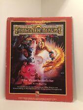 Die Wüstenreiche, (German), Advanced Dungeons & Dragons. (AD&D), RPG
