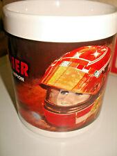 4 x Tassen Michael Schuhmacher Formel 1 Rennsport  Fanartikel