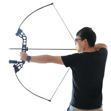40LBS  Archery Right Hand Fishing Bow Outdoor Camping Hunting Shooting Target