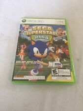 Sega Superstars Tennis - Xbox 360 Game