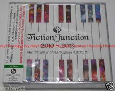 FictionJunction 2010-2013 The BEST of Yuki Kajiura LIVE 2 CD Japan VTCL-60397