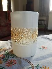 Vintage 1960/1970s Glass Light/Lamp Shade