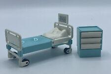 Playmobil Hospital  Bed & Dresser