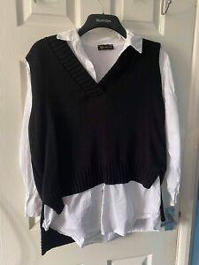 Jumper Shirt Size 10
