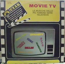 MOVIE TV STAR TREK KOJAK DALLAS DYNASTY GAMMA MUSICHE SERIE TV LP 1983 ITALY