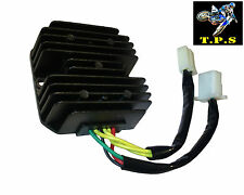 6 WIRE PIN VOLTAGE REGULATOR RECTIFIER: HONDA CM 400 450   1979 - 1986  80 81 82