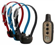 Garmin Delta Sport XC Remote Dog Training and Bark Control - 1200M x3 collars