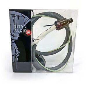 Mains Cable - Titan Audio Eros Signature - 1.5m - RRP £599