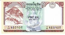 Nepal ten rupees 2012