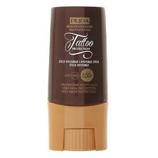 PUPA Stick Tatoo SPF50 200ml - Protezione Tatuaggi / Tatoo Protection