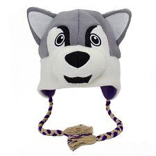 893e80db82c New Washington Huskies Wash U Winter Ski Beanie Laplander Hat GIFT NWT  Mascot