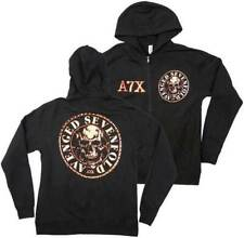 Avenged Sevenfold A7X Zippered Hoodie