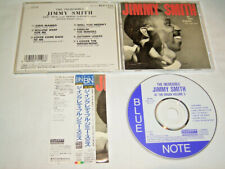CD Jimmy Smith at the Organ Vol.3 The Incredible - Japan OBI TOCJ15 Blue Note# J