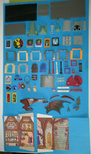 Lego Harry Potter Ersatzteile Treppen Panele Wände Türen Dächer Schilder usw