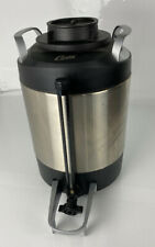 Curtis 1.5 Gallon Thermal Coffee Brewer Dispenser Server Txg1501S200 Gravity Pot