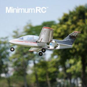MinimumRC Fan-Jet 600 micro EDF RC airplane Kit / Kit with servos / Full set