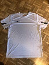 Puma Shirt weiß Größe XL sweatshirt tennis running fitness