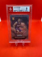 2015-2016 PANINI PRIZM DEVIN BOOKER ROOKIE RC CARD #308 BGS 9.....INVEST!