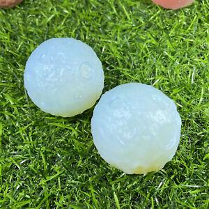natural opal quartz sphere moon ball crystal healing CARE satellite 1PC 40MM+