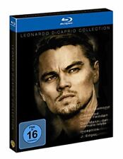 Leonardo Di Caprio Blu-ray Collection NEU 5 Filme u.a. Inception, Departed