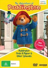 The Adventures of Paddington Vol 1 - DVD Region 4