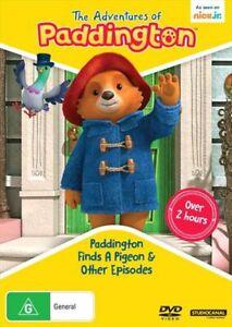 Adventures Of Paddington - Vol 1, The DVD
