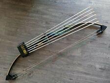 "Bear Archery Kodiak Special Amo Compound Bow String Length 37"" with 6 Arrows"