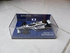 Williams Bmw FW21 Launch Car 2000 Ralf Schumacher n°9 Minichamps 1/43 2000 F1
