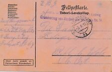 Nr 11425 Feldpost Karte K,u.K.IR 14 Ernst Ludwig Großherzog v Hessen Fpa 64 1916