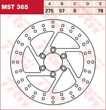 TRW/ Lucas Bremsscheibe hinten mit ABE für Suzuki VS 1400 Intruder