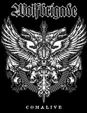 WOLFBRIGADE - Comalive - backpatch