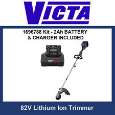 Victa 82V Cordless/Battery Trimmer incl. 2Ah battery and charger - FREE SHIPPING