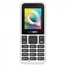 ALCATEL 10.66D NUOVO TELEFONO CELLULARE BIANCO WHITE DUAL SIM FOTOCAMERA E TASTI