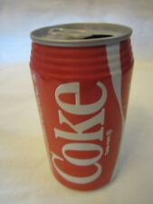 Coca-Cola Coke Red Can 1981 Olympics Los Angeles CA USA Gymnastics Pommel Horse