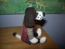 Springer spaniel/dog - OOAK miniature artists springer spaniel.