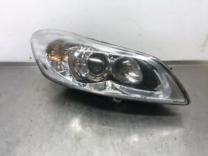 VOLVO C30 R DESIGN 2010-2013 DRIVERS FRONT HEADLIGHT ASSEMBLY HALOGEN 31299821