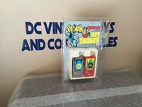 Vintage Mego 1978 Batman/Robin Bat Coders Unpunched Sealed RARE LOOK! DC COMICS