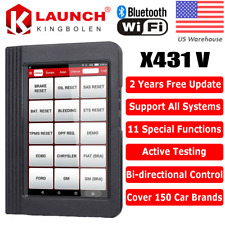 LAUNCH X431 V Pro Bi-directional Control OBD2 Car Full System Diagnostic Tool